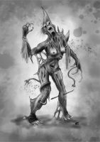 Pestilence by Ferkinason