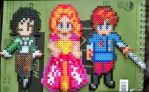Wheel of Time Sprites by ActsofArt