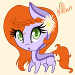 Chibi Willow by lekademon
