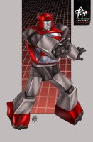 24/34 Cliffjumper by FranciscoETCHART
