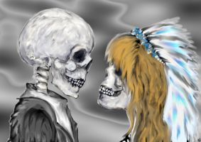 love never dies.2 by Catsertra