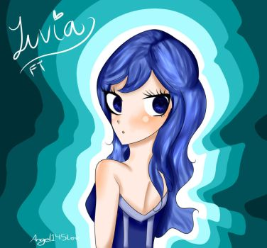 Juvia FT by Angel145lov