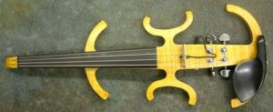Electric Violin by Otaku112