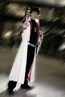 More Seto Kaiba by jnkwarrior