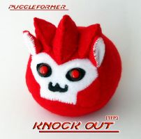 Puggleformer - TFP Knock Out by callykarishokka