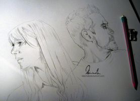 Pepperony - WIP by kleinmeli