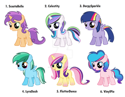 MLP Crack Shipping Adopts [CLOSED] by Pwn3-adopts