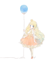 Balloon by h-yde