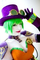 Duela Dent by WindoftheStars