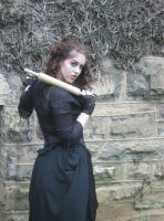 Ms  Lovett And Her Rolling Pin by withtheseayoufindme