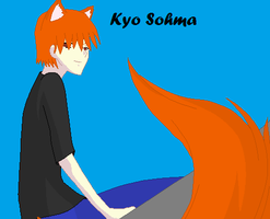Kyo Sohma by perl7789