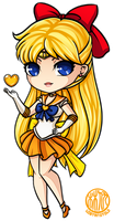 Sailor Venus by LostAdopt