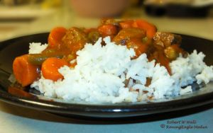 Stew Over Rice by RavingEagleMedia