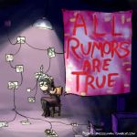 All Rumors Are True by Bazzelwaki
