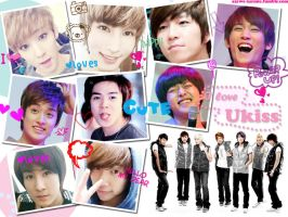ukiss wallpaper by asawe