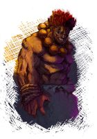 Akuma colors by CleverBlue