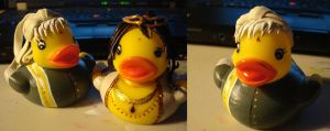 Agni Duck by spongekitty