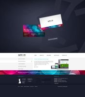 UK Interactive Agency by bratn