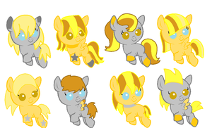 Sunburst and InkyPages results by Dib-the-survivor