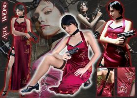 Look-a-Like Ada Wong by Yukilefay