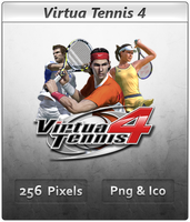Virtua Tennis 4 - Icon by Crussong