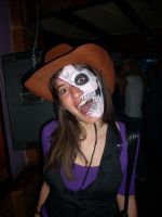 crazy cowgirl by mocorock