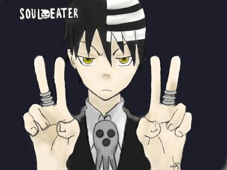 Death the Kid - Soul Eater by Onyxx9