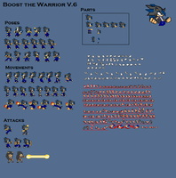 The ugliest version of Boost by BoosttheWarrior