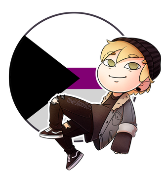 LGBT+ Michael by Amnesia5sos