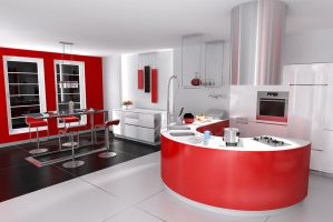 Kitchen plan by M41C0N