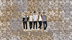 One Direction Star Wallpaper by iluvlouis