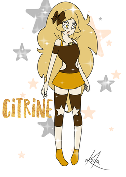 meet Citrine by thekodakirk