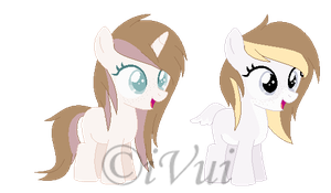 Blizzy Breedable Foals for Nyan-Cat-Luver2000 by iVuiAdopts