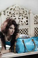 Amna Ilyas models for Chen One's Pretty Fit Collec by 24xentertainment