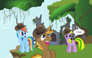 Twilight Dun Dee With Hats! by warcow1992