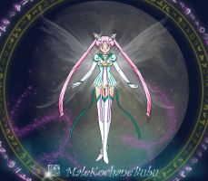 Sailor Warrior Neo Moon by MaleKochaneBubu