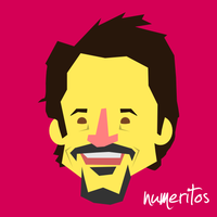 Robert Downey Jr by le-numeritos