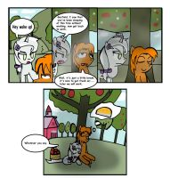 Opal's life 55 (with Garfield) by Helsaabi