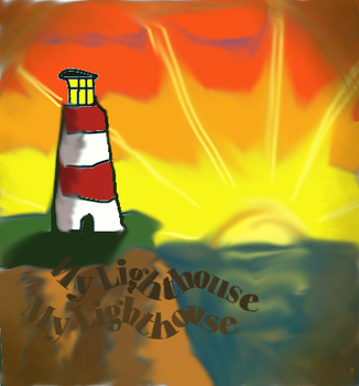 My Lighthouse by everythingsbeenclaim