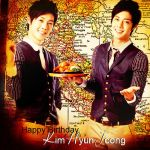 Happy Birthday Hyun Joong 2011 by IGotTheFire