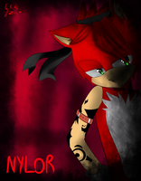Nylor the wolf by GiulytheWolf