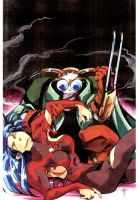 tenchi cover 2 by CD007