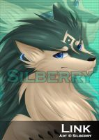 Card - Wolf Link by Silberry