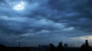 Cloudy day by Kennieh