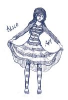 Alice by Cacuu