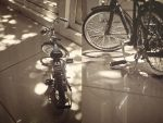old vintage bike by xiaohime23
