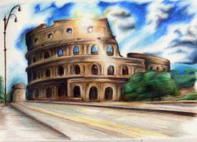 Colosseo by kimby