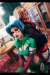 Tira vs Raphael by Narga-Lifestream