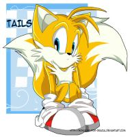 Tails Art by InvisibleRainArt