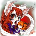 Halloween Cutie:Bitty Bitey by Hahli1994